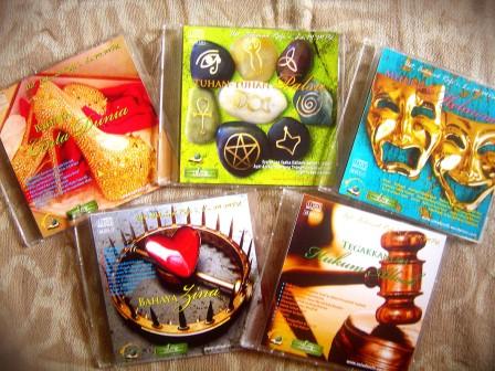cd mp3 dakwah ustadz achmad rofi'i edisi 11-15